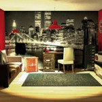 Idee deco chambre ado fille new york for Idee deco chambre new york
