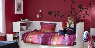 Idee Deco Chambre Ado Ikea Visuel 6