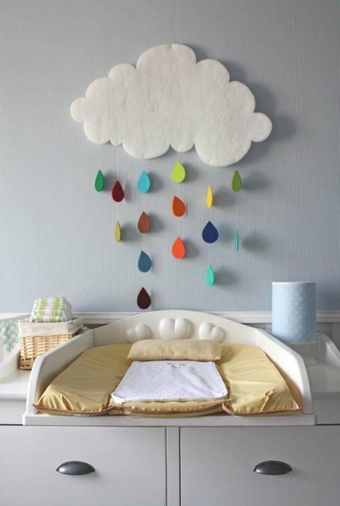idee deco chambre bebe fait main - visuel #2