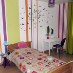 idee deco chambre fille 7 ans