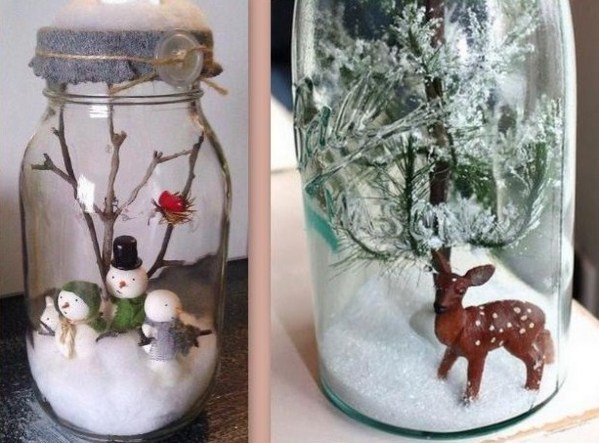 Idee decoration noel a fabriquer - Idee deco a fabriquer ...