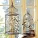 cage oiseau de decoration