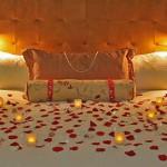 decoration chambre de mariee