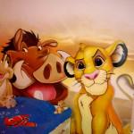 deco chambre roi lion