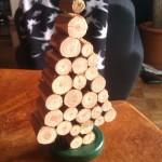 deco noel a fabriquer en bois