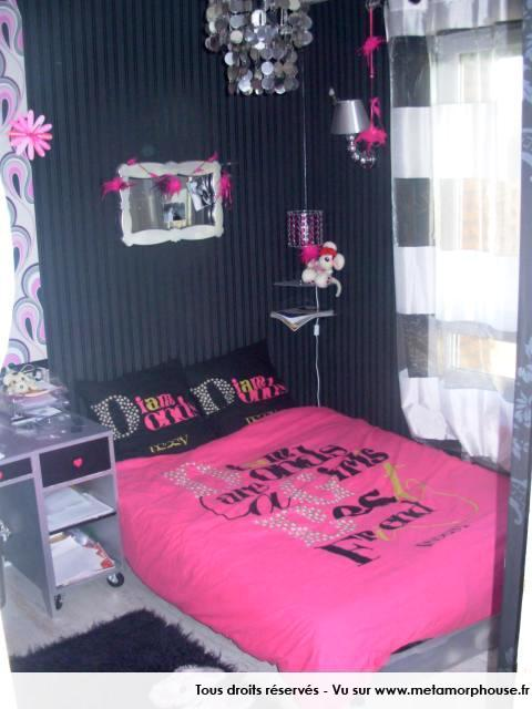 deco pour chambre fille 10 ans. Black Bedroom Furniture Sets. Home Design Ideas