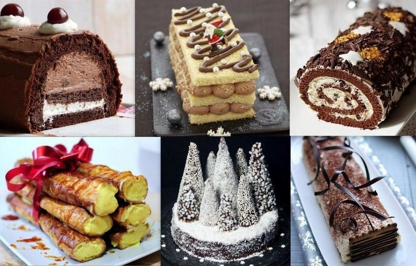 18 Incredible Decent Decoration Maison Buche De Noel | Maison Decor