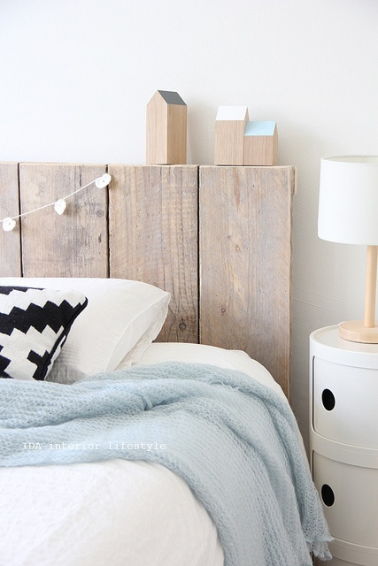 decoration tete de lit en bois. Black Bedroom Furniture Sets. Home Design Ideas