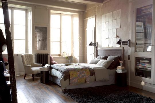deco chambre de charme. Black Bedroom Furniture Sets. Home Design Ideas