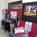 deco chambre fille style new york