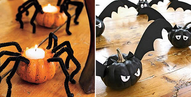 decoration a faire soi meme halloween