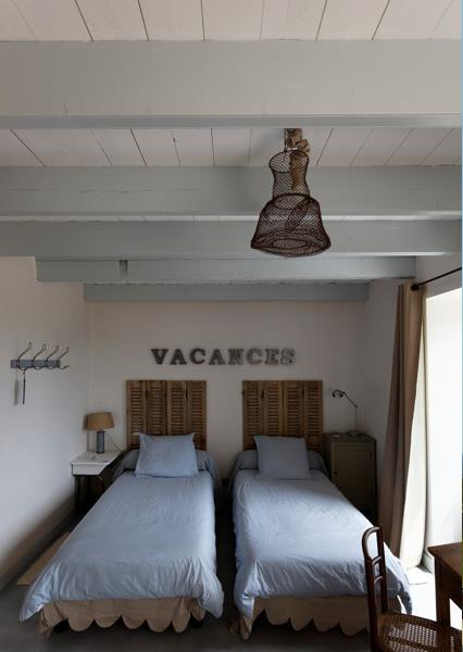 decoration chambre style bord de mer