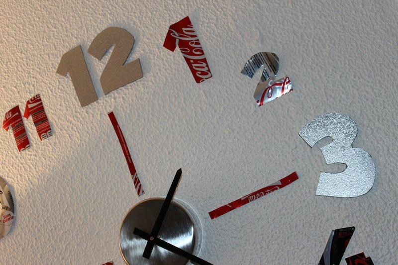 idee deco horloge a faire soi meme