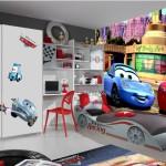 decoration pour chambre cars