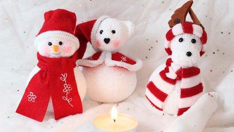 Decoration De Noel A Fabriquer Facile Décoration De Noël Déco écolo