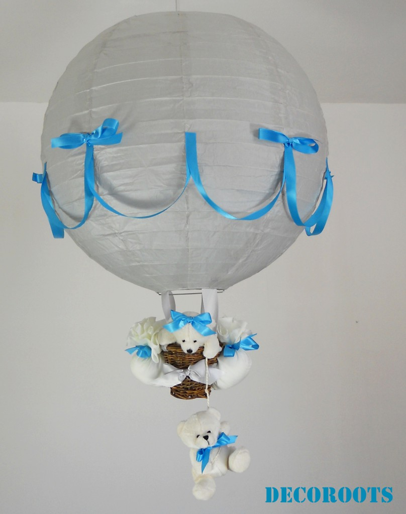 lampe bleu bebe