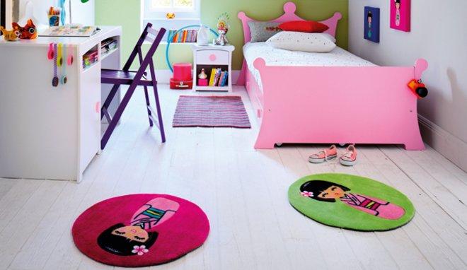 decoration chambre fille japonais. Black Bedroom Furniture Sets. Home Design Ideas