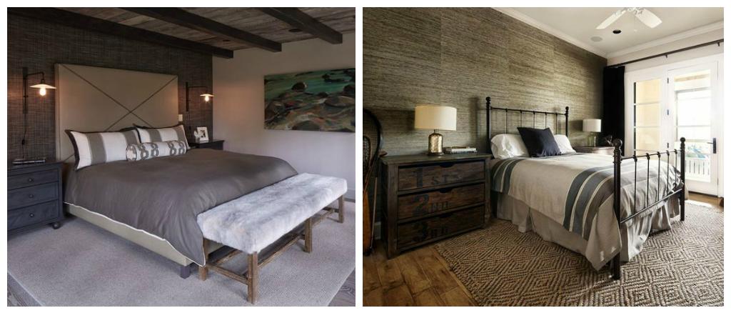 Deco chambre a coucher champetre - Idee de decoration pour chambre a coucher ...