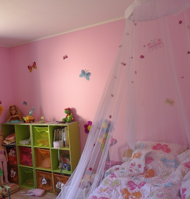 Deco chambre fille theme jardin visuel 6 - Theme chambre fille ...
