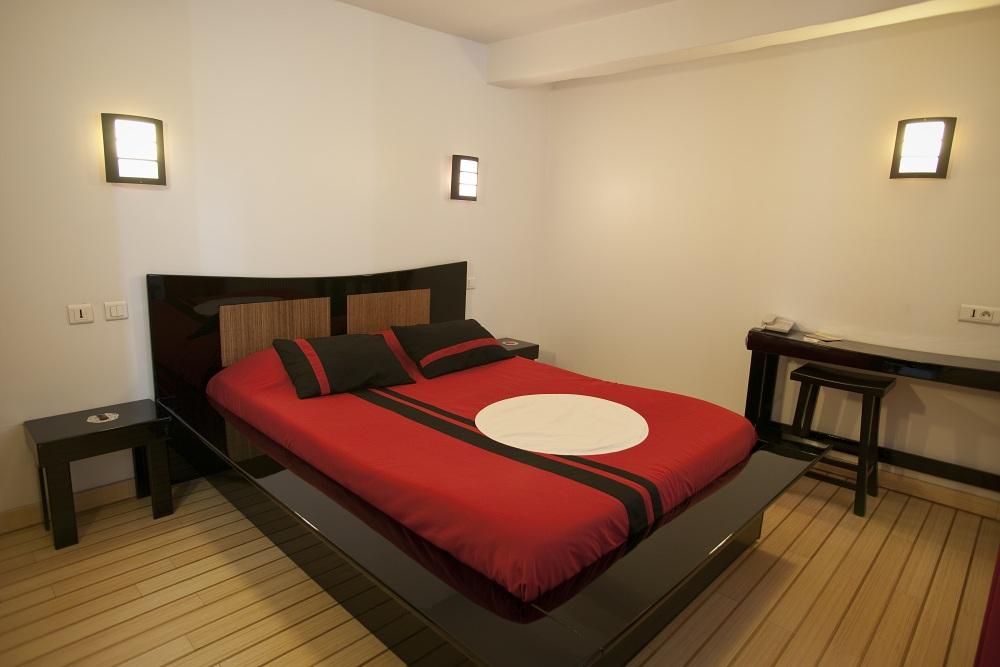 deco chambre style japonais visuel 4. Black Bedroom Furniture Sets. Home Design Ideas