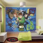 decoration chambre ben 10