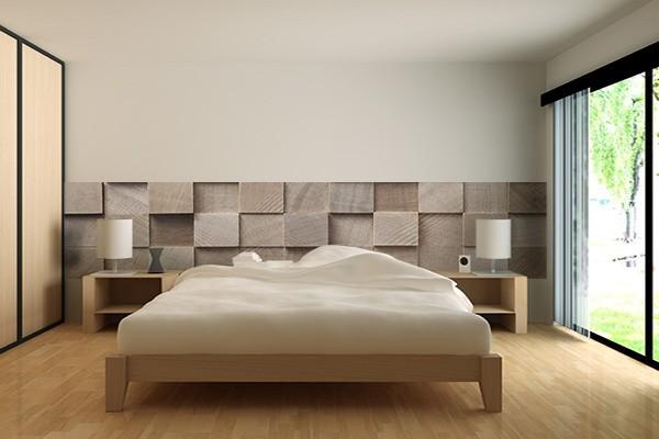 decoration tete de lit papier peint. Black Bedroom Furniture Sets. Home Design Ideas