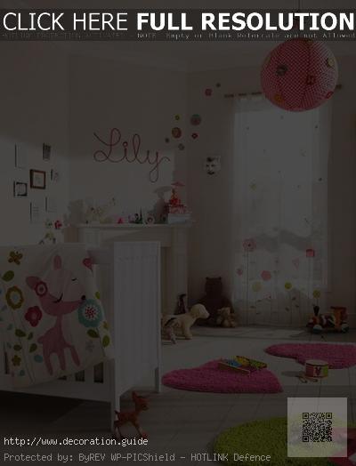 idee deco pour chambre petite fille