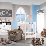 idee decoration pour chambre bebe garcon