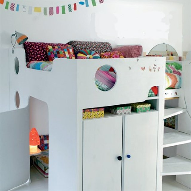 Amenagement Petite Chambre Enfant - Amazing Home Ideas ...