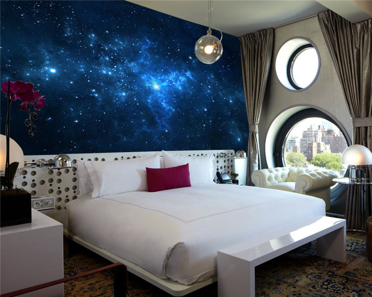 Decoration Chambre Galaxy