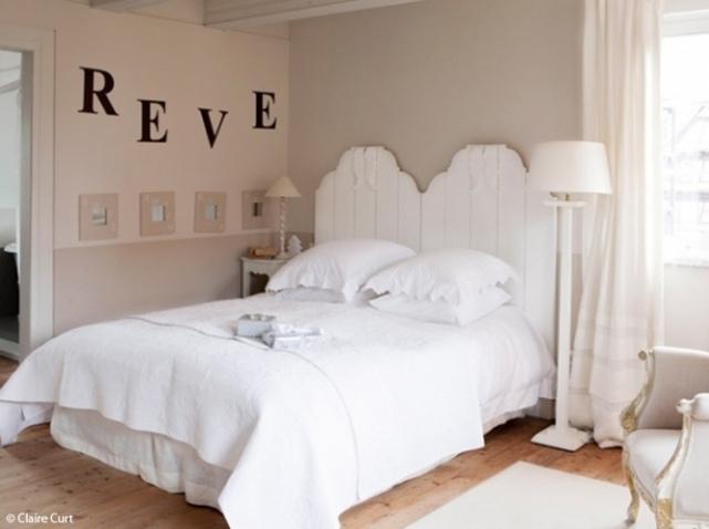 decoration de chambre mur. Black Bedroom Furniture Sets. Home Design Ideas