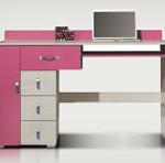 bureau bois pour fille