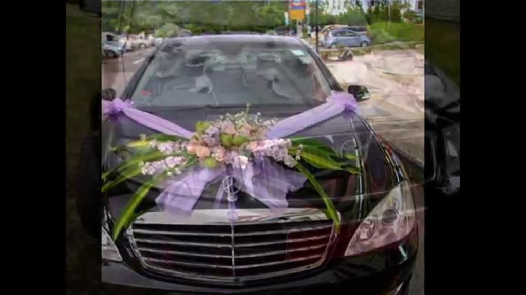 comment faire decoration voiture mariage visuel 7. Black Bedroom Furniture Sets. Home Design Ideas