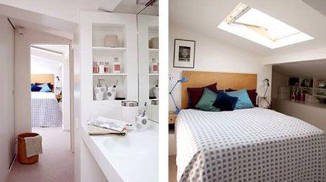 Deco chambre 6m2 - Idees amenagement petite chambre 9m2 sos ...