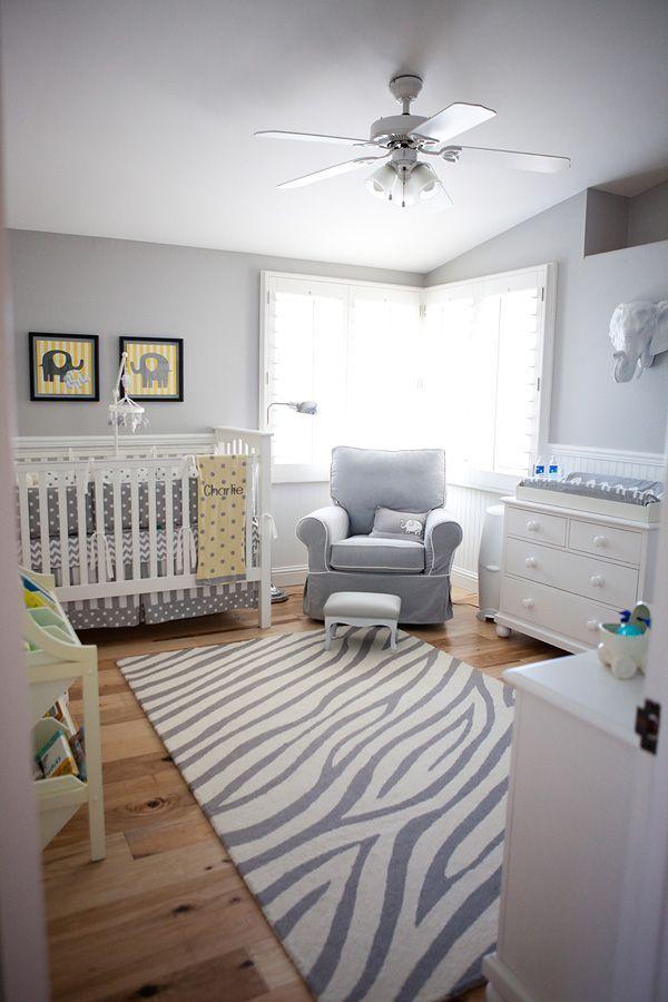 deco chambre bebe blanc et gris. Black Bedroom Furniture Sets. Home Design Ideas