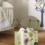 decoration pour une chambre de bebe