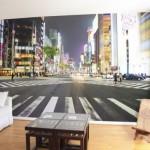 chambre deco tokyo