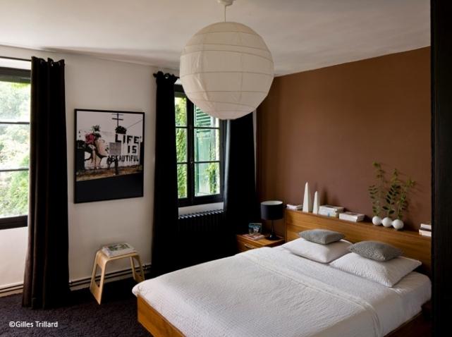Idee deco pour chambre adulte - Idee de peinture pour chambre adulte ...
