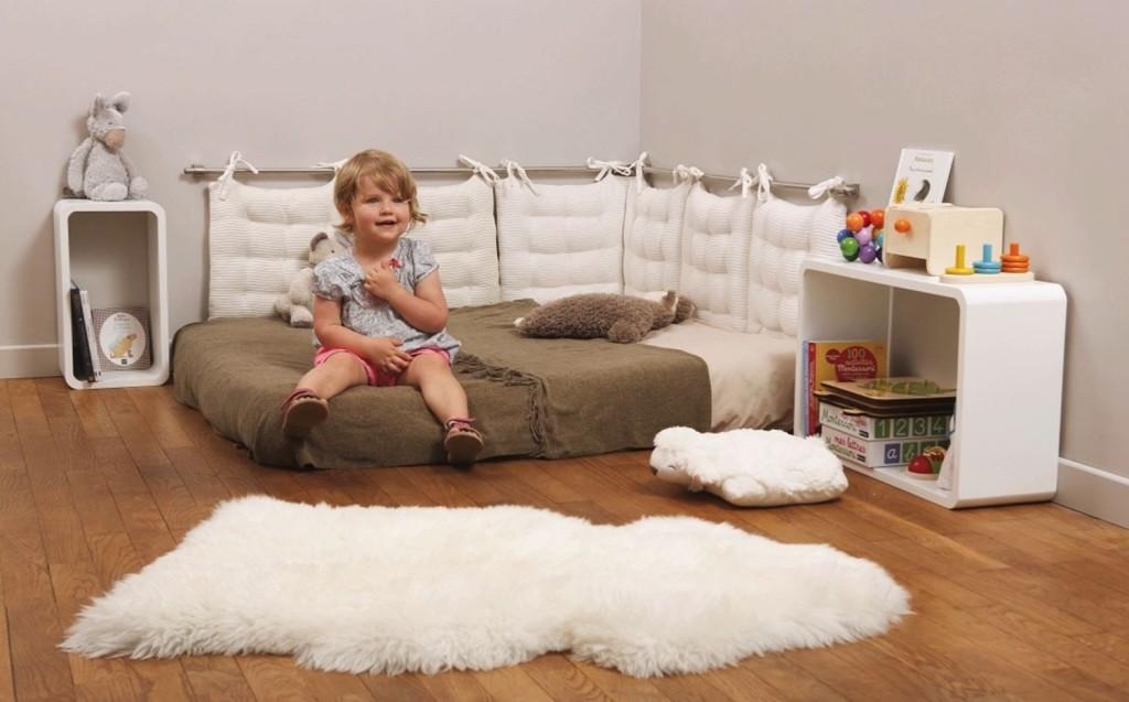 lit bebe sans barreau montessori visuel 9. Black Bedroom Furniture Sets. Home Design Ideas