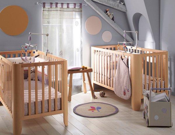 Photo chambre bebe mixte - Decoration chambre de bebe mixte ...