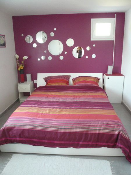 Best Chambre With Chambre Parme Et Gris Perle With Chambre Adulte Parme