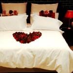 decoration de chambre st valentin