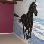 deco chambre theme cheval