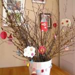 decoration a fabriquer pour le printemps