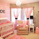 idee deco chambre bebe fille rose