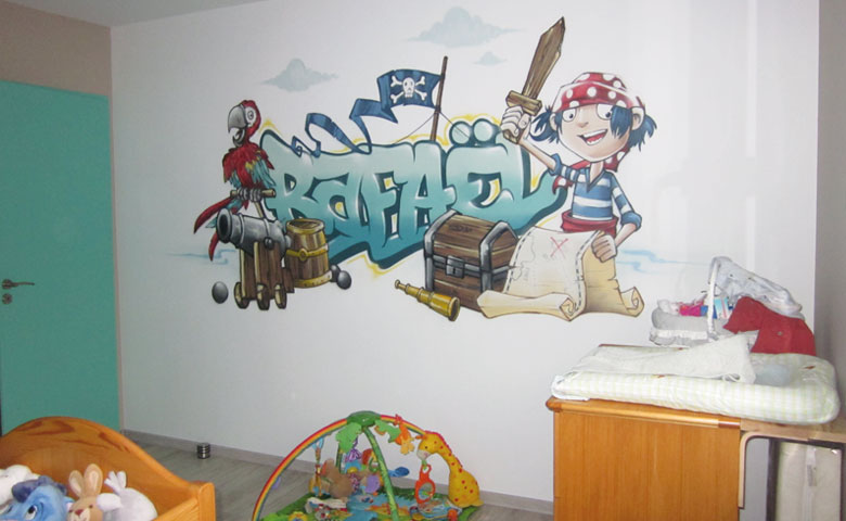 Decoration pour chambre theme pirate - Decoration pirate chambre bebe ...