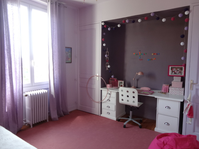 Decoration chambre jeunes filles - Chambre de jeune ...