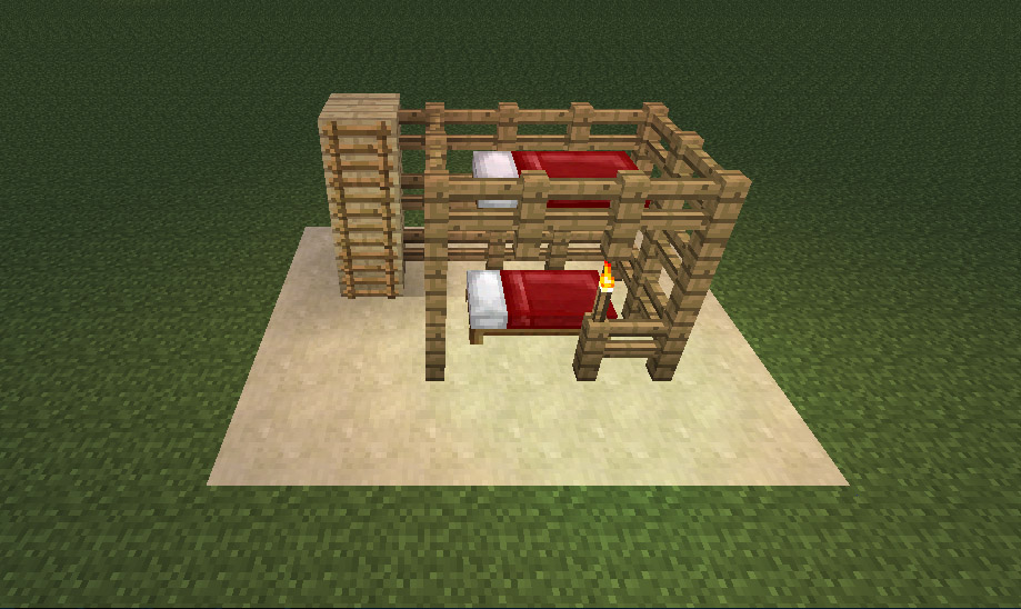 Decoration Lit Minecraft