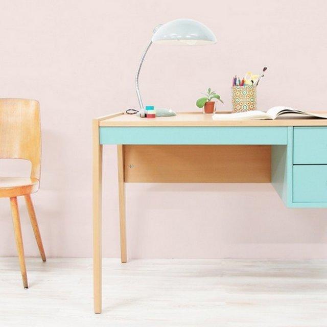 faire un bureau pour fille visuel 9. Black Bedroom Furniture Sets. Home Design Ideas