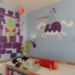 decoration chambre chevalier